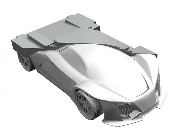 Modellbau - Prototypbau von cimform ag