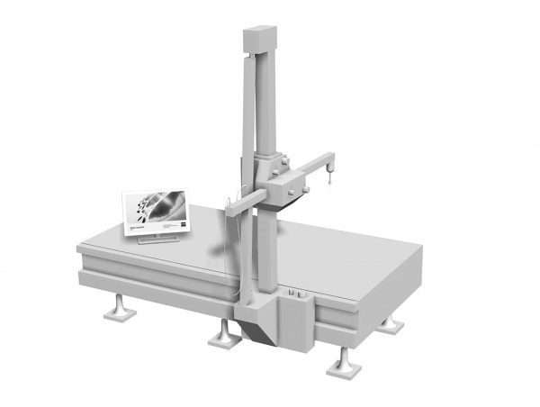 Messmaschine  - cimform ag
